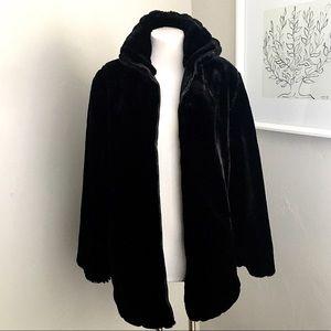 Alpine Studio | Vintage Faux Fur Coat